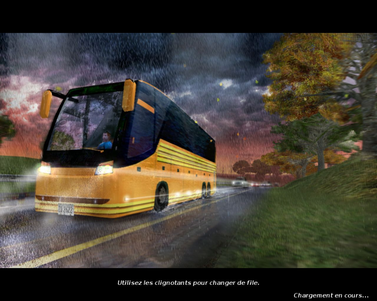 Bus Driver Simulator - Screenshot 1