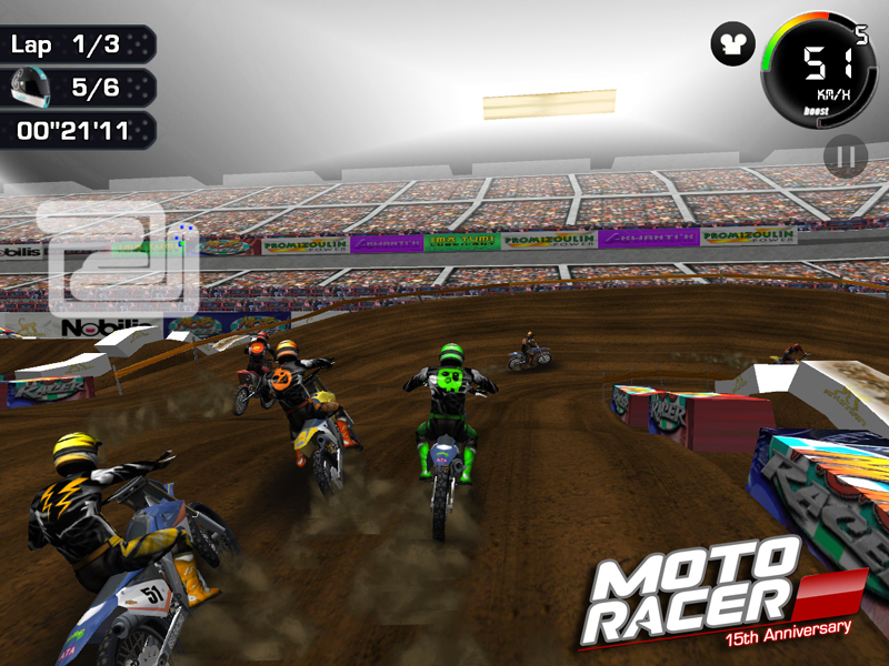 Moto Racer Collection