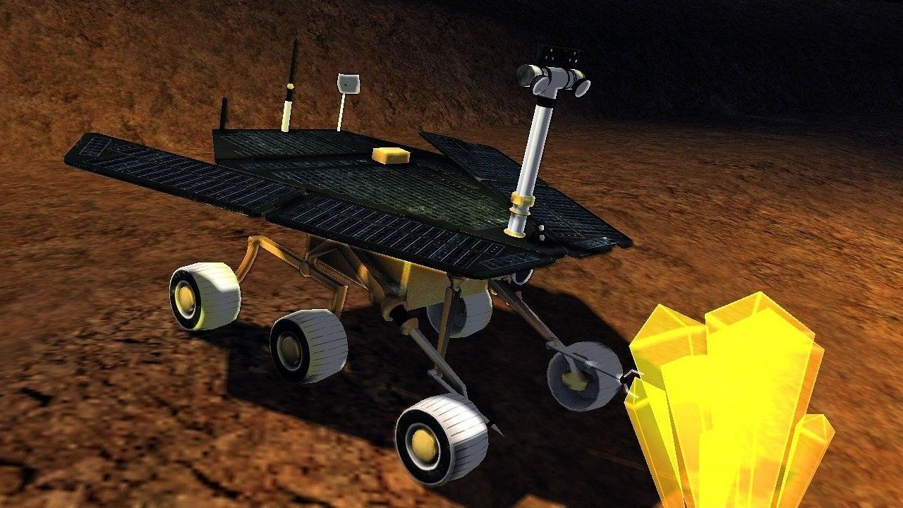 Mars Simulator