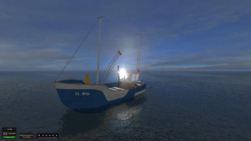 Pêche en Haute Mer Simulator