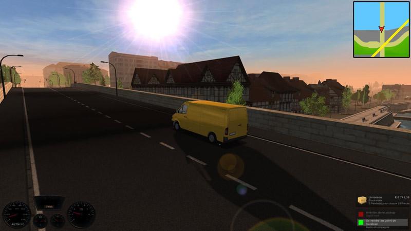 Livreur Express Simulator