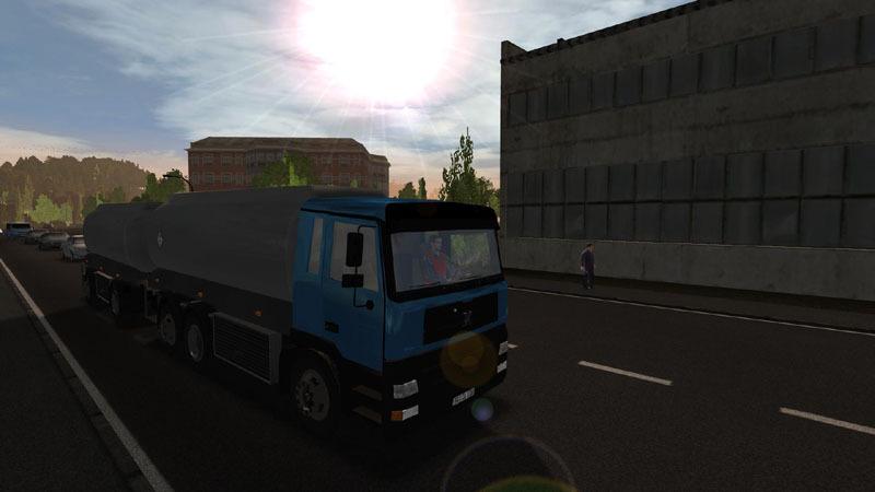 Camion Citerne Simulator