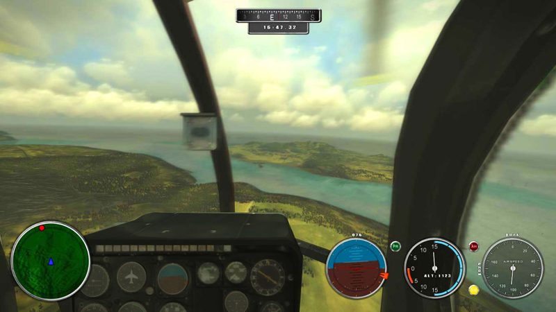 Helicopter Simulator : Search and Rescue