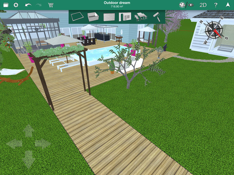 Home Design 3D Outdoor & Garden