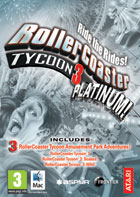 RollerCoaster Tycoon 3 Platinum (Mac)