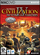 Sid Meiers Civilization IV: Beyond the Sword (Mac)