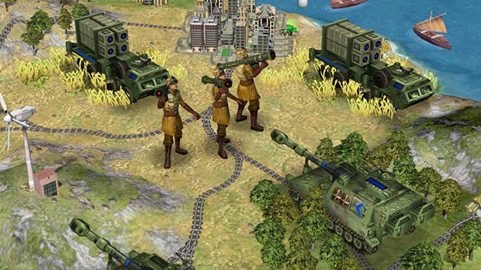 Sid Meier's Civilization® IV: Beyond the Sword (Mac)