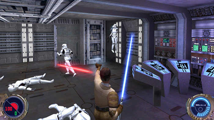 Star Wars®: Jedi Knight® II: Jedi Outcast™ (Mac)