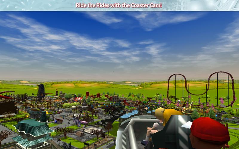 RollerCoaster Tycoon 3 Platinum (Mac)
