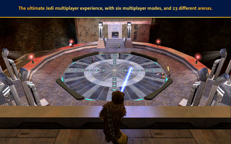 Star Wars® Jedi Knight®: Jedi Academy™ (Mac)
