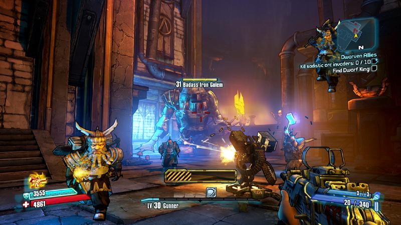 Borderlands 2: Tiny Tina's Assault on Dragon Keep - DLC (Mac)