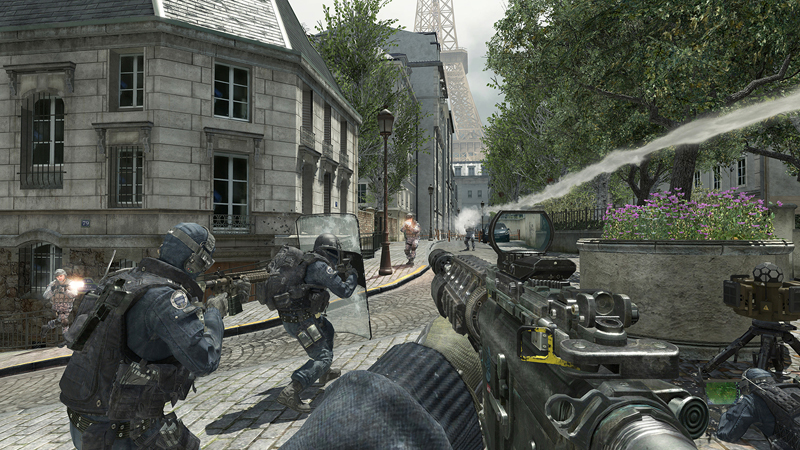 Call of Duty: Modern Warfare 3 (Mac)