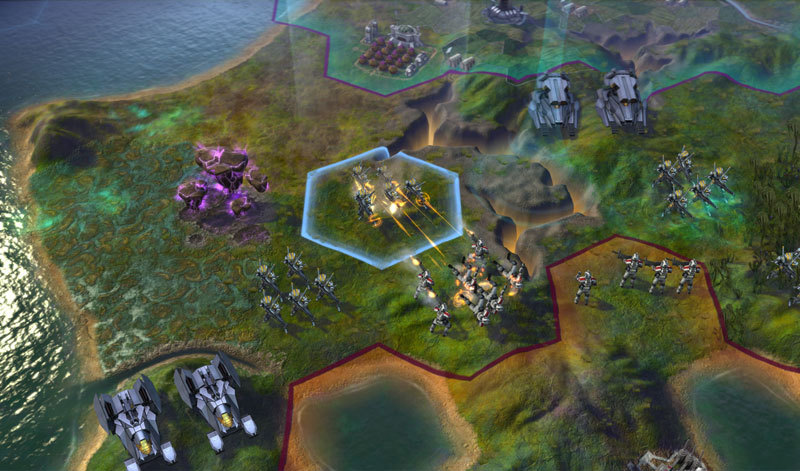 Sid Meier's Civilization®: Beyond Earth™ (Mac)