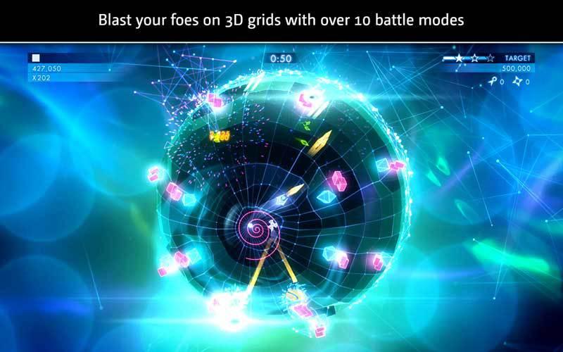 Geometry Wars™ 3: Dimensions