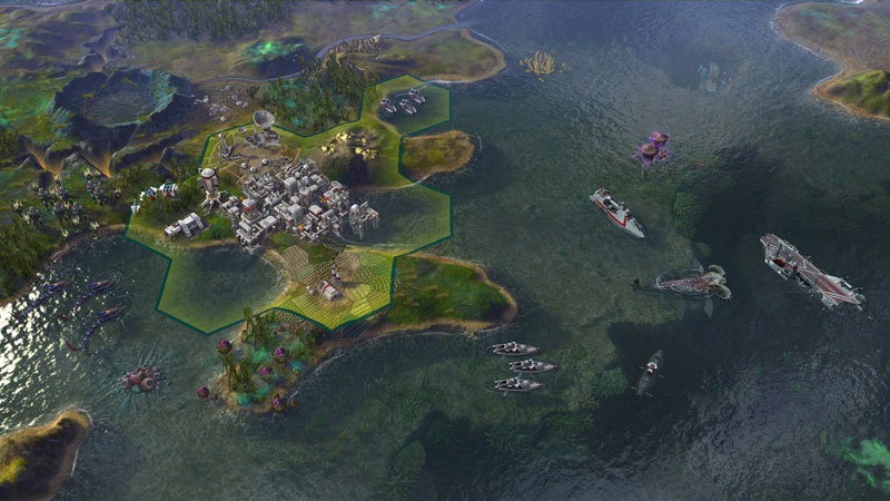 Sid Meier's Civilization®: Beyond Earth™ – The Collection (Mac)