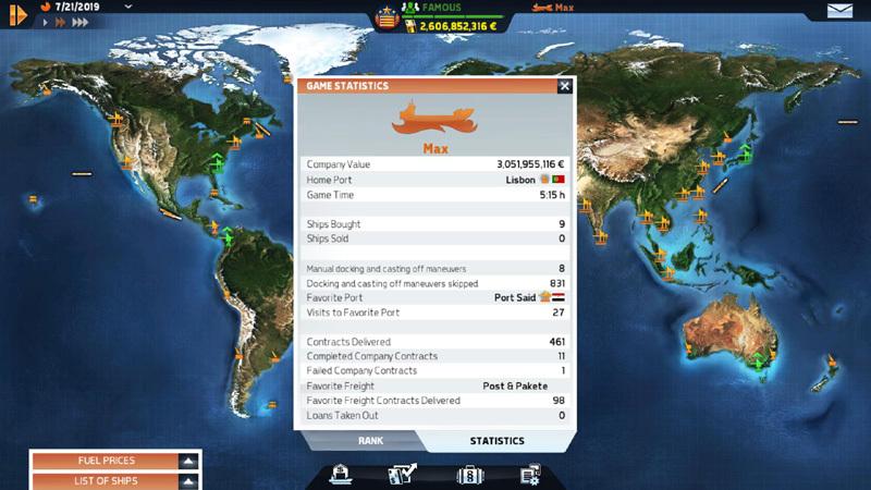 TransOcean - The Shipping Company