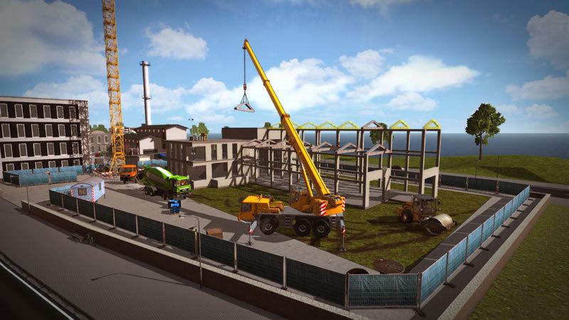 Construction Simulator 2015 Liebherr 150 EC-B (DLC1)