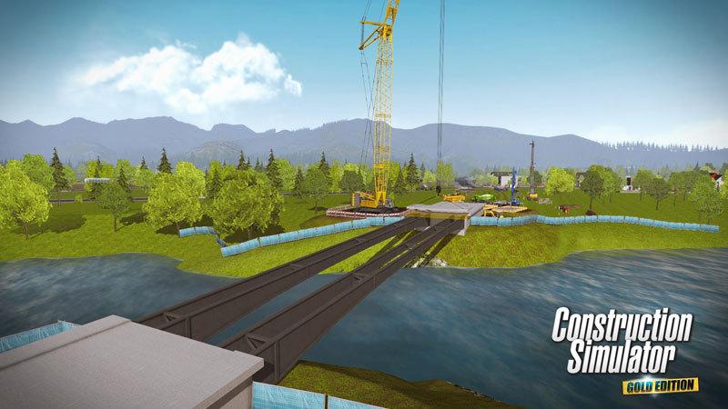 Construction Simulator: Gold Edition