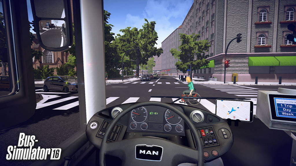 Bus Simulator 16 - MAN Lion's City A47 M (DLC1)
