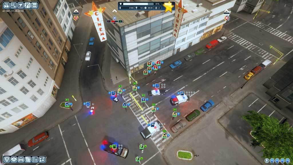 Police Tactics: Imperio