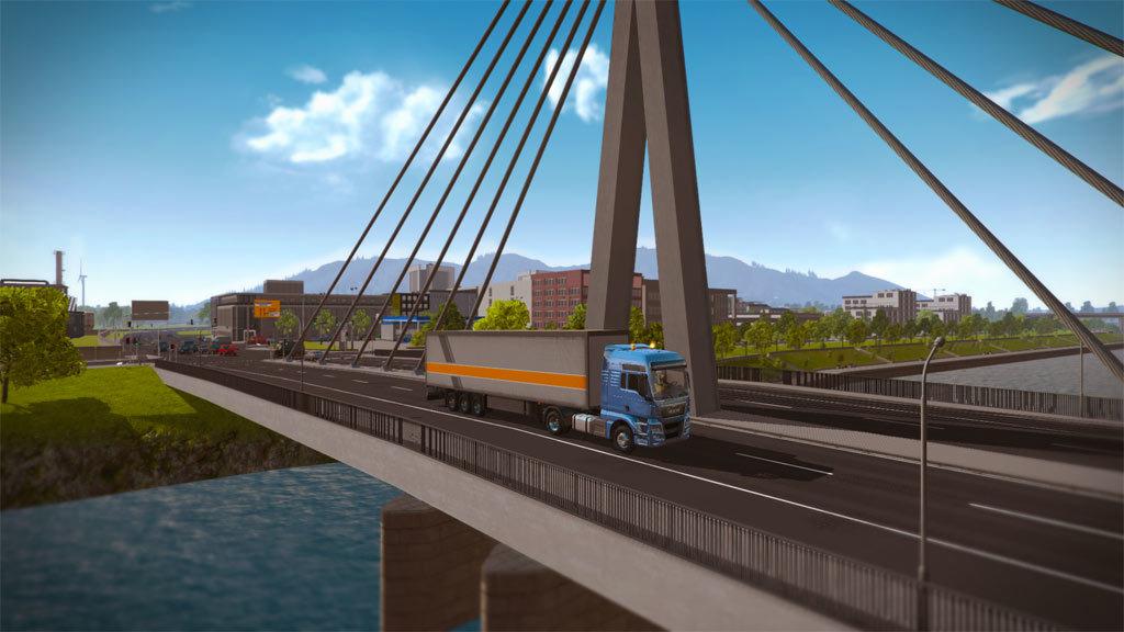 Construction Simulator 2015 LIEBHERR HTM 1204 ZA (DLC7)