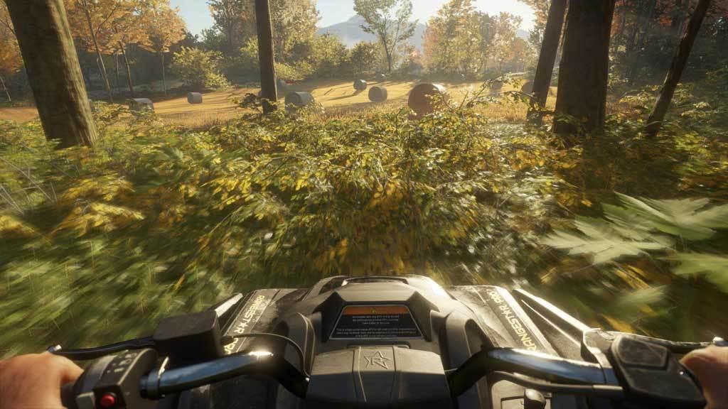theHunter™ Call of the Wild - ATV Saber 4X4 (DLC)