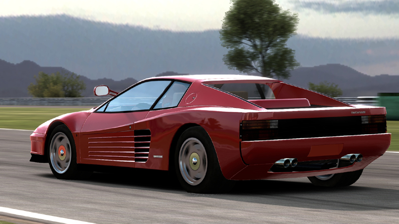 Test Drive®: Ferrari Racing Legends - Screenshot 1