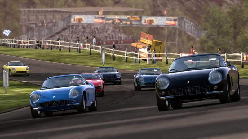 Test Drive®: Ferrari Racing Legends