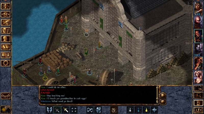 Baldur's Gate Enhanced Edition - Screenshot 1