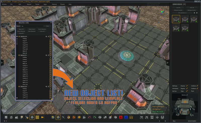 Axis Game Factory's AGFPRO 3.0 & Drone Kombat FPS Multi-player Bundle