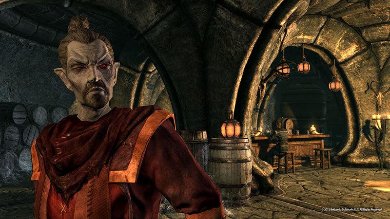 The Elder Scrolls V: Skyrim - Dragonborn (DLC)