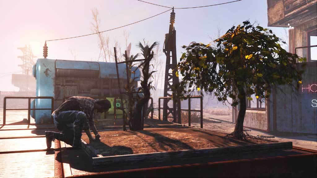 Fallout 4 - Wasteland Workshop