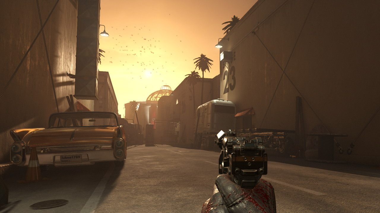 Wolfenstein II - The Diaries of Agent Silent Death (DLC 2)