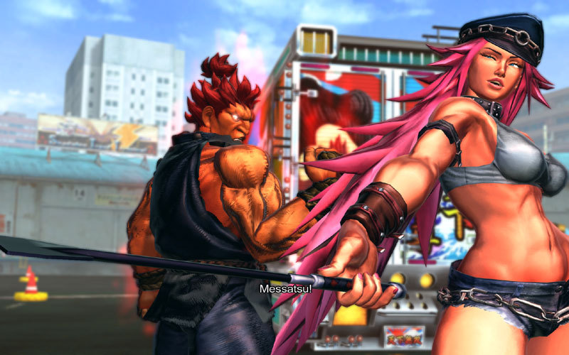 Street Fighter™ X Tekken™