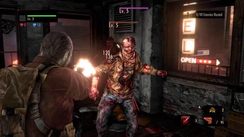 Resident Evil Revelations 2 épisode1: La Colonie pénitentiaire