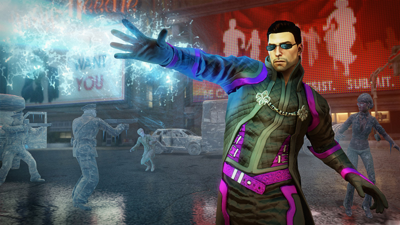 Saints Row IV presidential pack