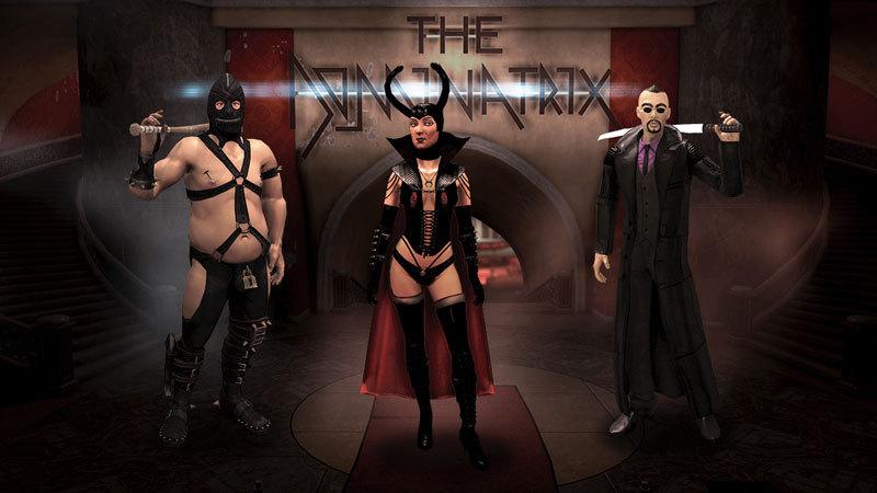 Saints Row IV - Enter The Dominatrix (DLC)