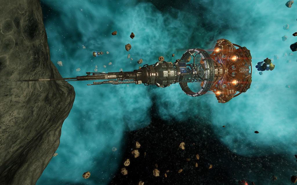 X Rebirth - The Teladi Outpost (DLC 1)