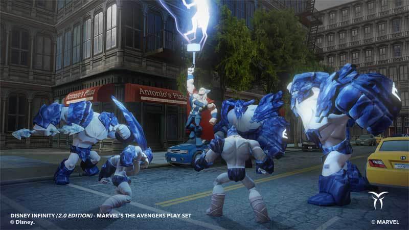 Disney Infinity 2.0: Marvel Super Heroes - Starter Pack