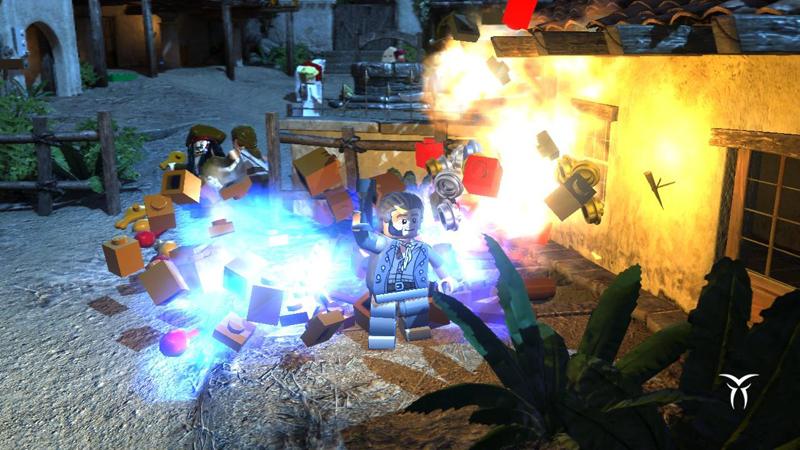 LEGO Pirates des Caraïbes