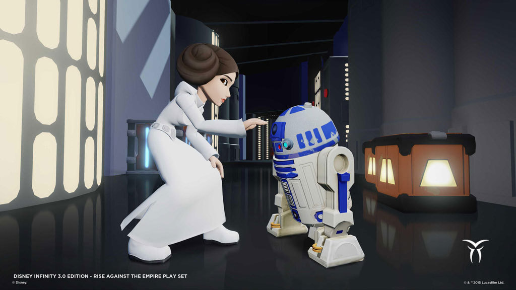 Disney Infinity 3.0 - Star Wars: Rise Against The Empire Play Set