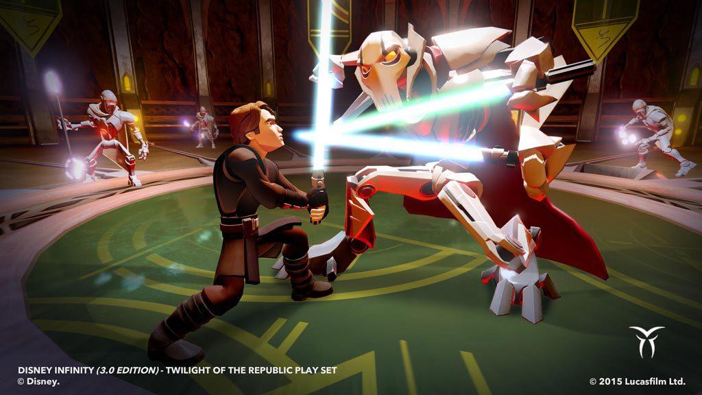 Disney Infinity 3.0 - Twilight of the Republic Play Set - Starter Pack