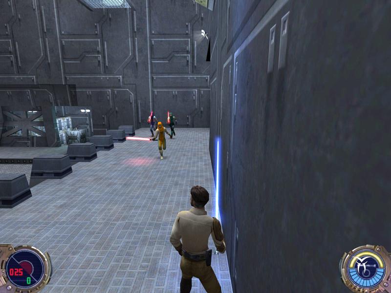 Star Wars Jedi Knight II : Jedi Outcast
