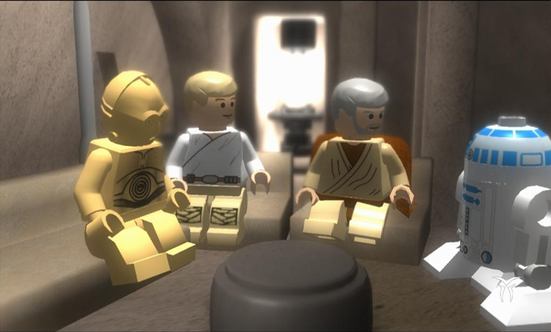 LEGO Star Wars: The Complete Saga