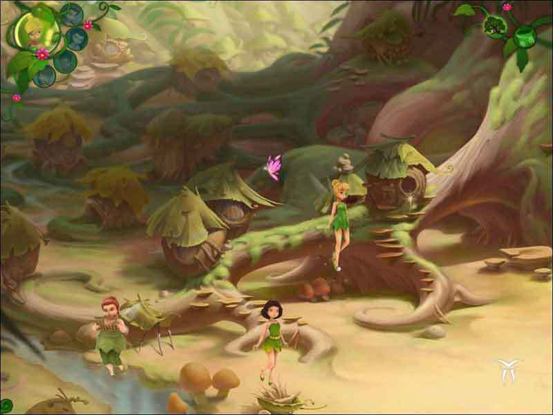 Disney Fairies : Les Aventures de la Fée Clochette