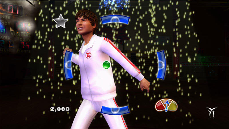 Disney High School Musical 3: DANCE! Nos années Lycées