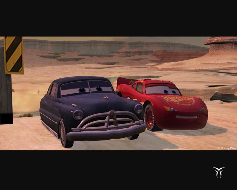 Disney•Pixar Cars : La Coupe Internationale de Martin