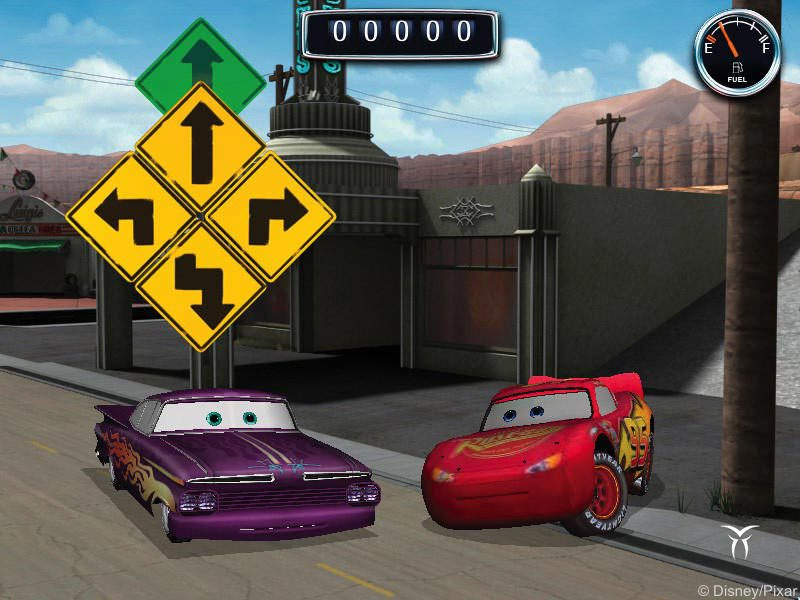 Disney•Pixar Cars: Adventures à Radiator Springs