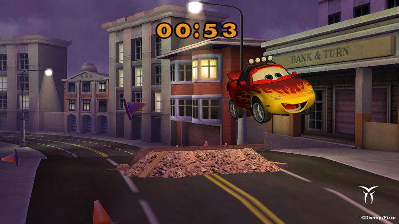 Cars Toon: Martin se la Raconte