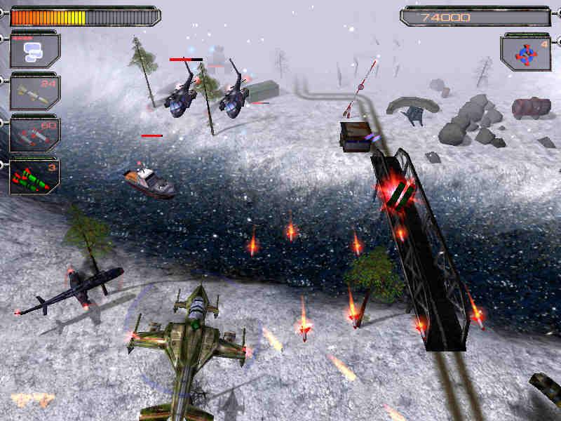 AirStrike II